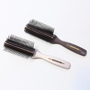 Professional Hair Brush (7 Lines Nylon Styling Pins), Hair Salon Brush