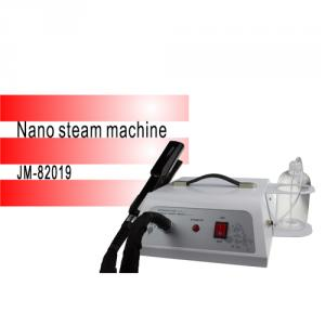 Nano Hair Steamer Clamp Iron, Professional Hair Salon Machine