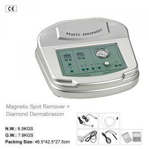 Magnetic Spot Remover and Diamond Dermabrasion Beauty Equipment