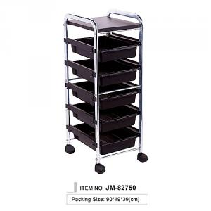Professional Hair Salon Trolley, Salon Trolley