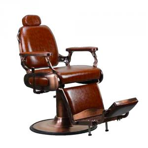Luxury Hydraulic Recline Barber Chair, Professional Hair Salon Chair