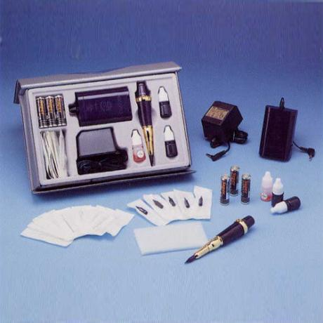 Tattoo Machine Kit, Permanent Makeup Tattoo Machine Kit, Tattoo Art