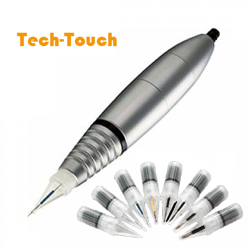 Tech-Touch Advanced PMU System, Permanent Makeup Tattoo Machine, Tattoo Art